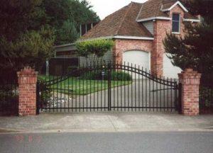 Residential Gate Repair Plano