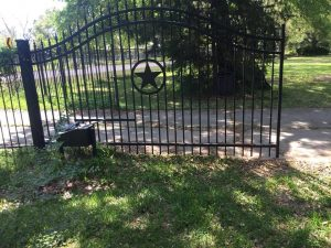 Electric Gate Repair Plano
